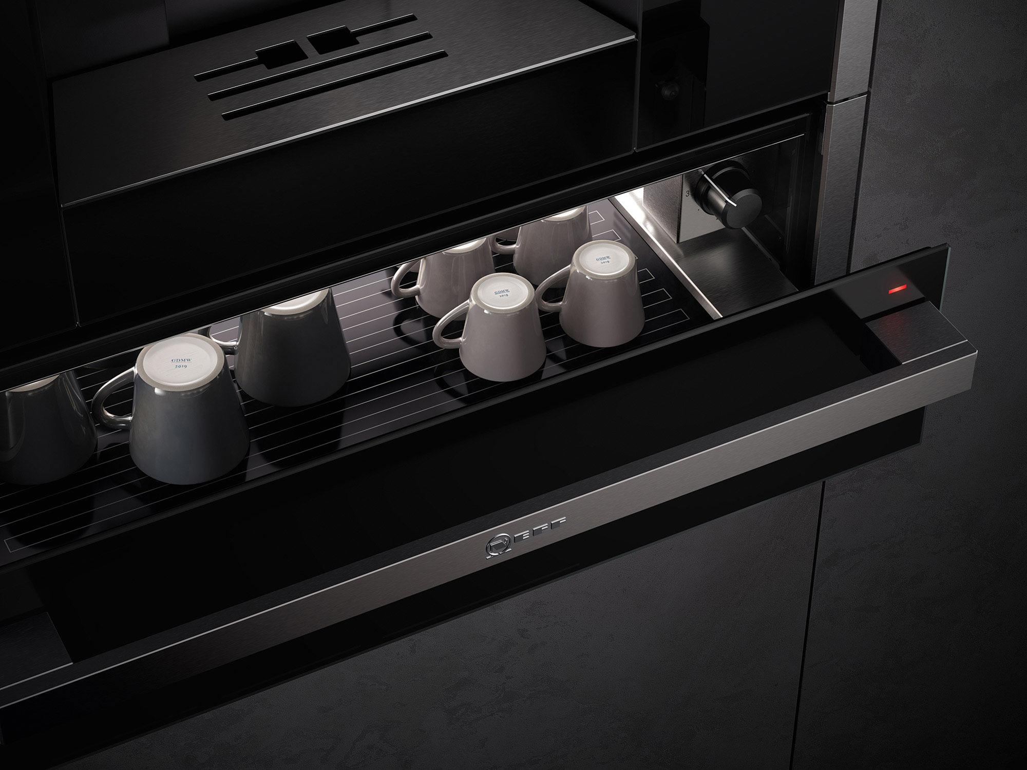 Home Appliances- Warming drawer