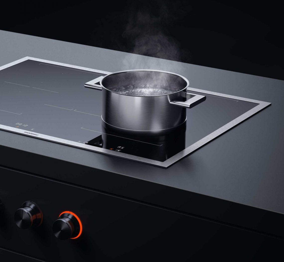 Home appliances- Full CG - cooktop