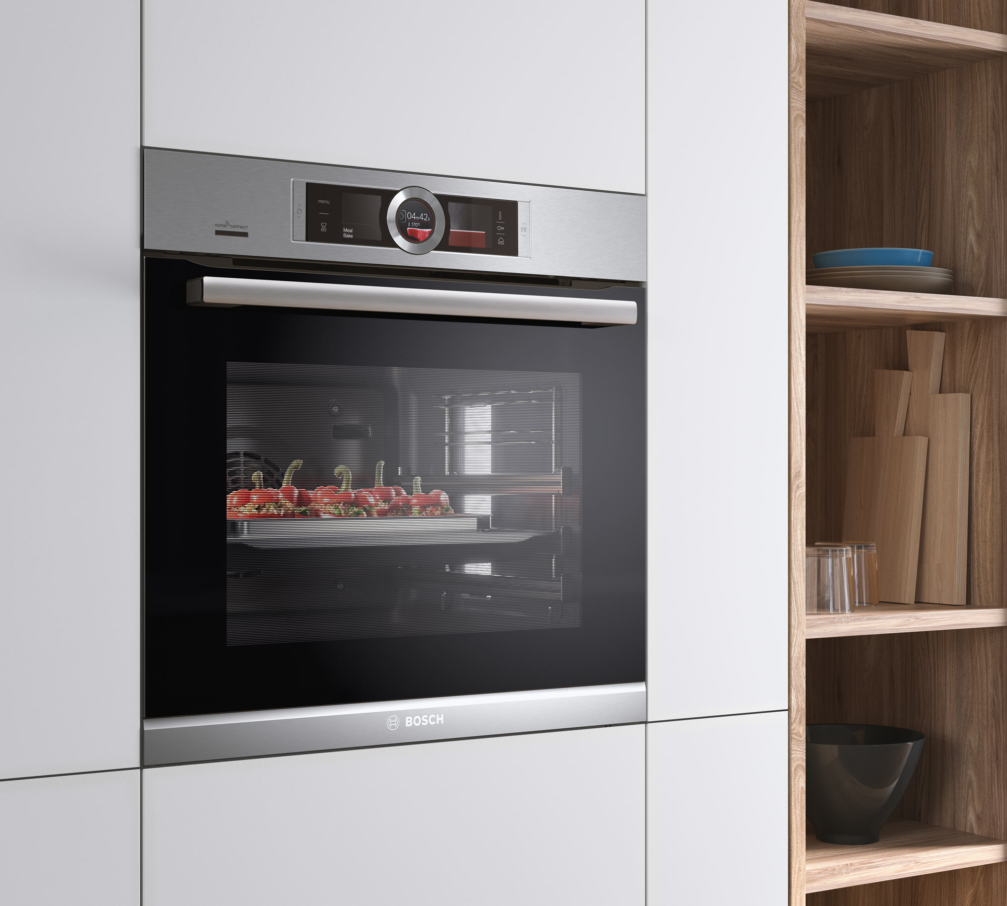 CGI - Bosch - Home Appliances - Oven