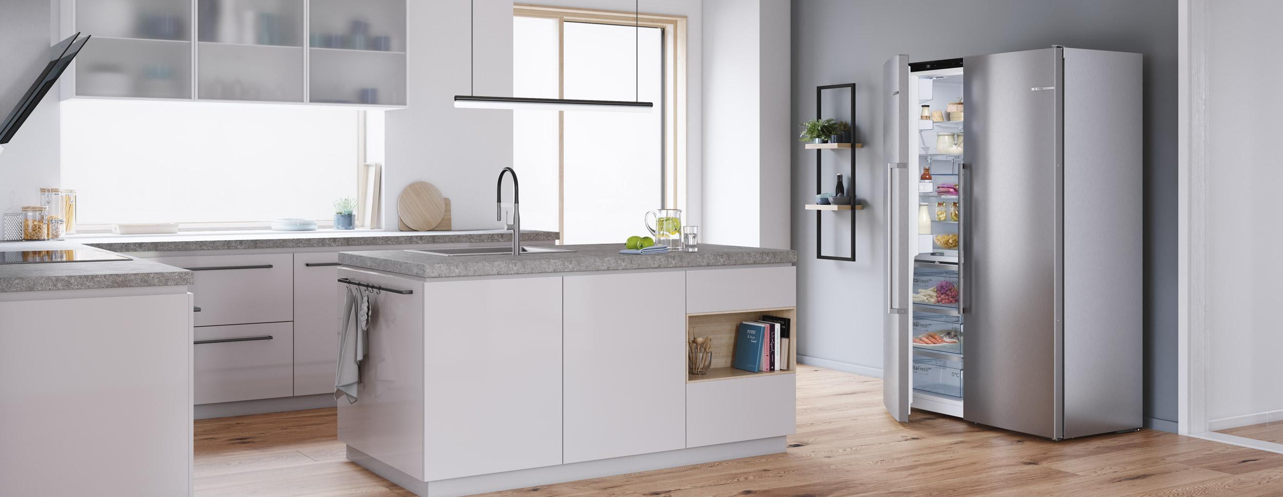 CGI - Bosch - Home Appliances - American Side by Side