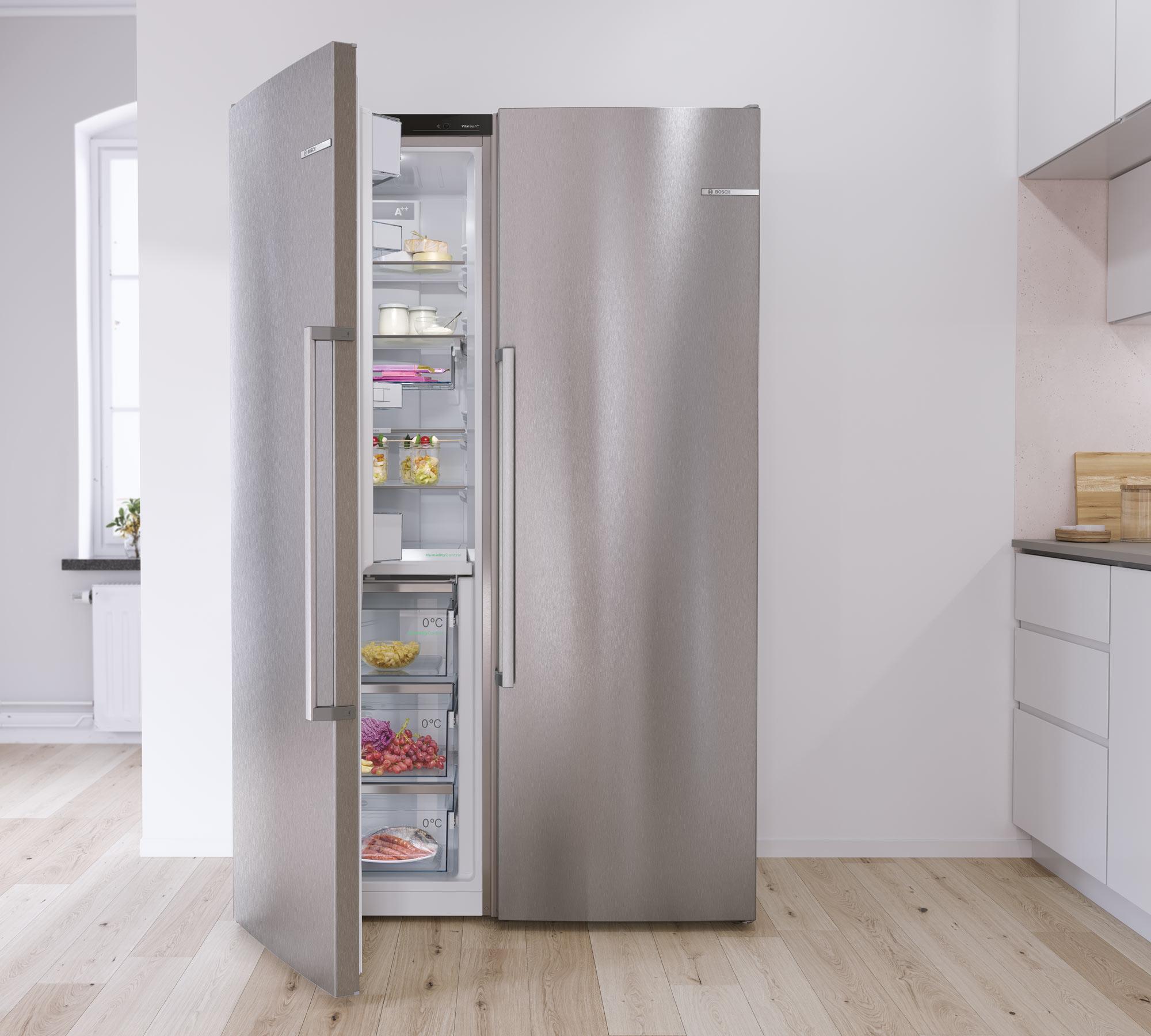 CGI - Bosch - Home Appliances- American side by side