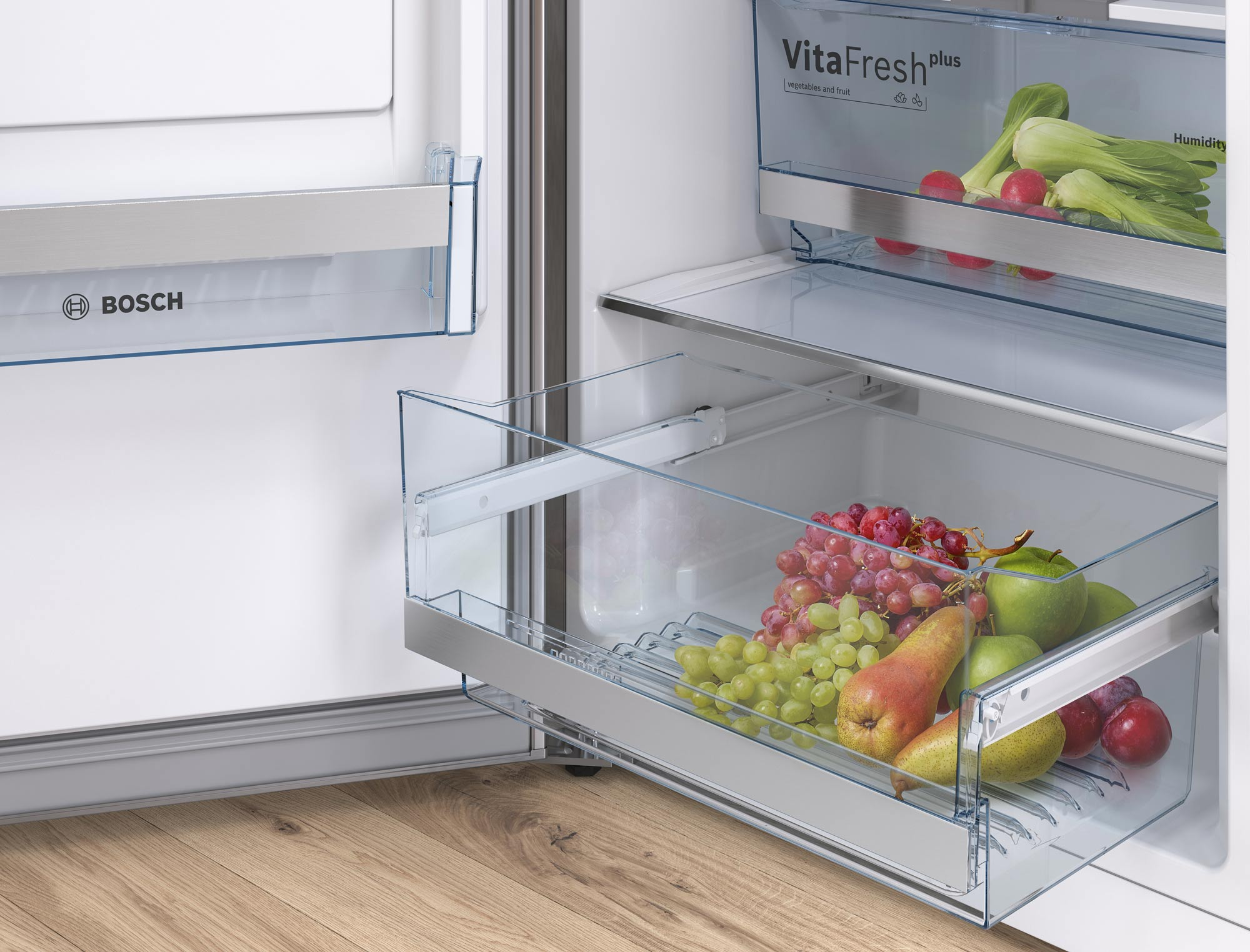 CGI - Bosch - Home Appliances - Fridge - close up