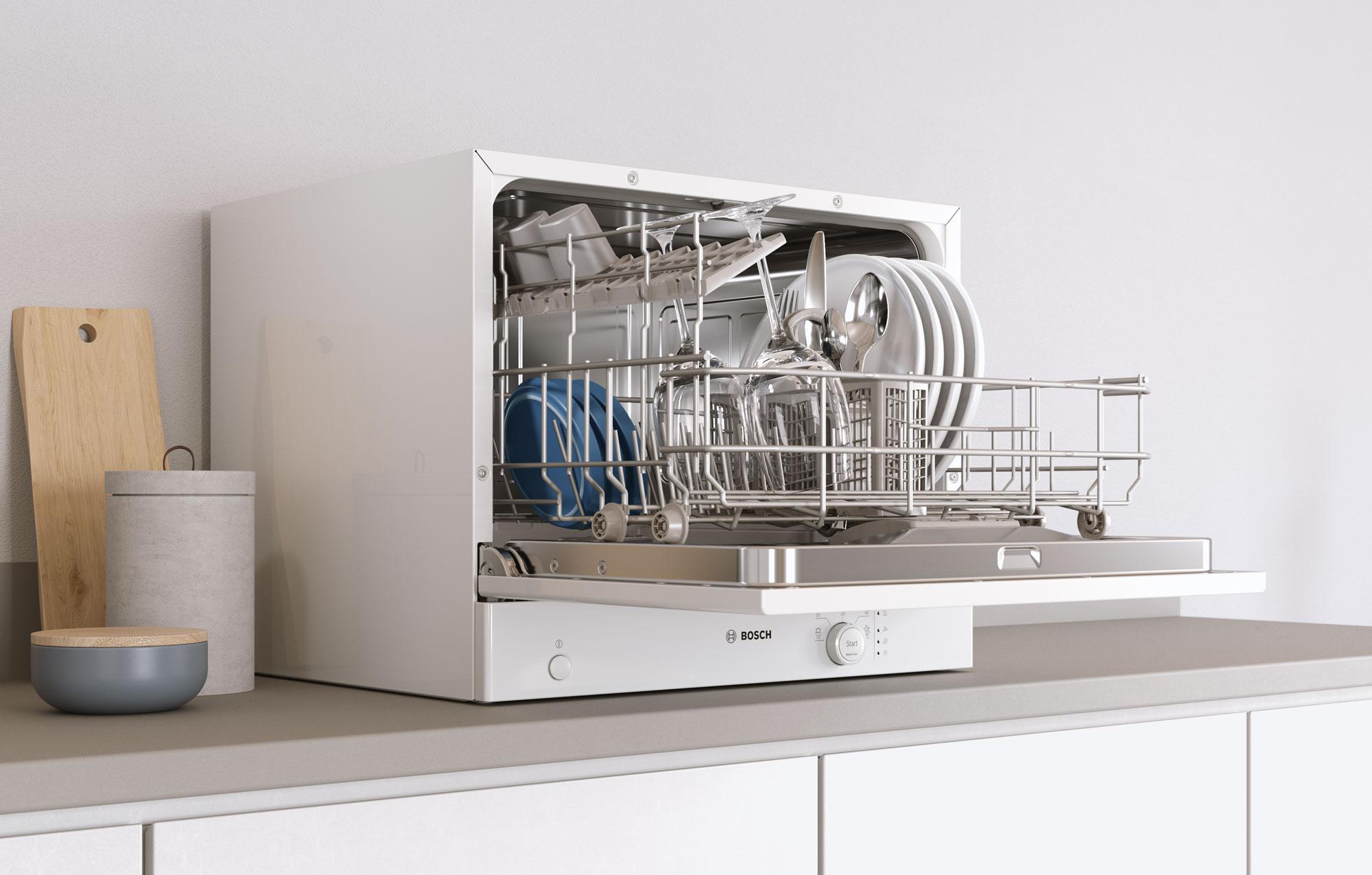 CGI - Bosch - Home Appliances - Freestanding Dishwasher