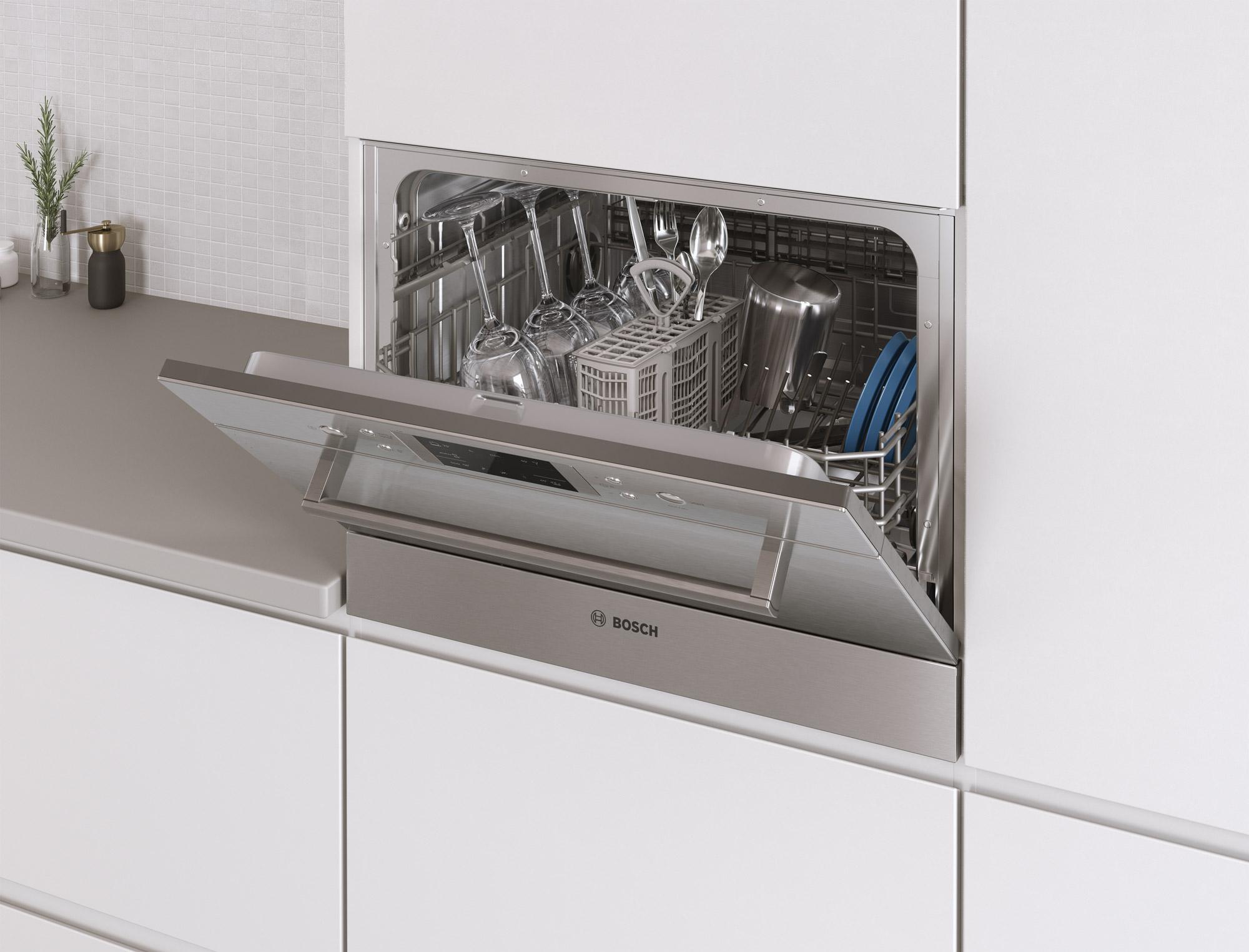 CGI - Bosch - Home Appliances - Built-in Dishwasher