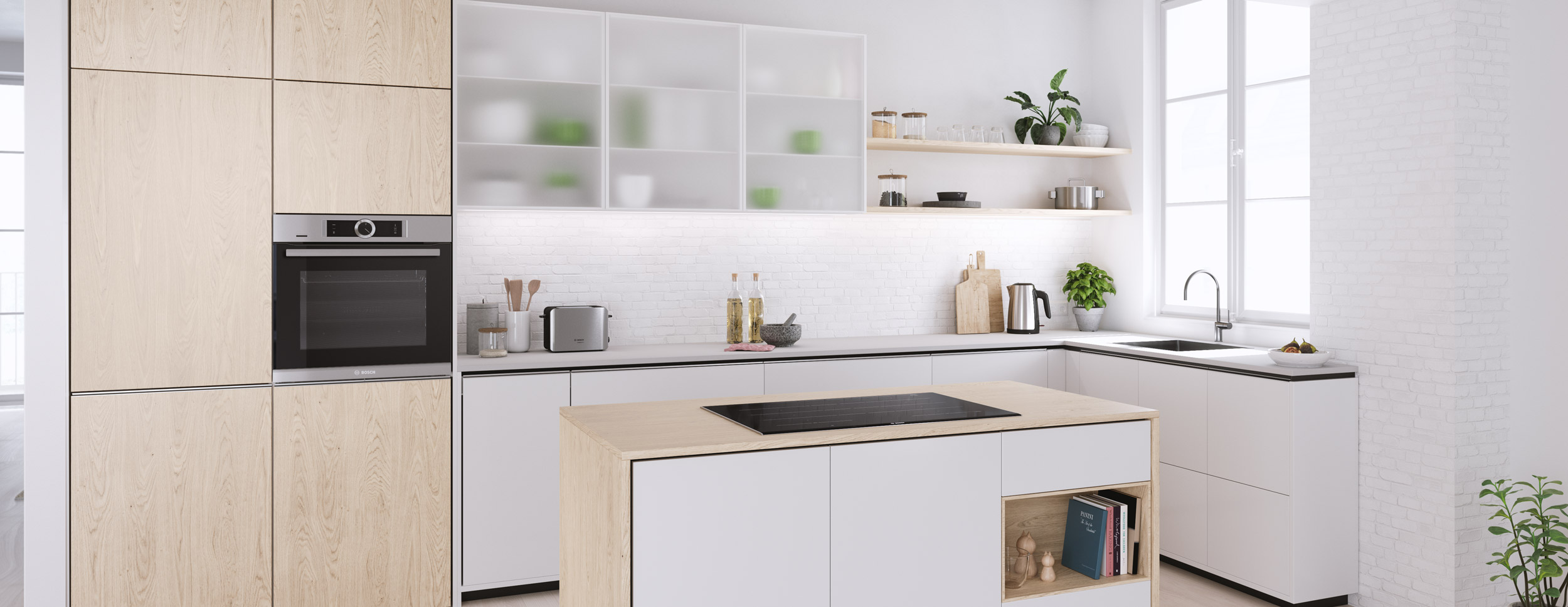 CGI - Bosch - Home Appliances - Hobs