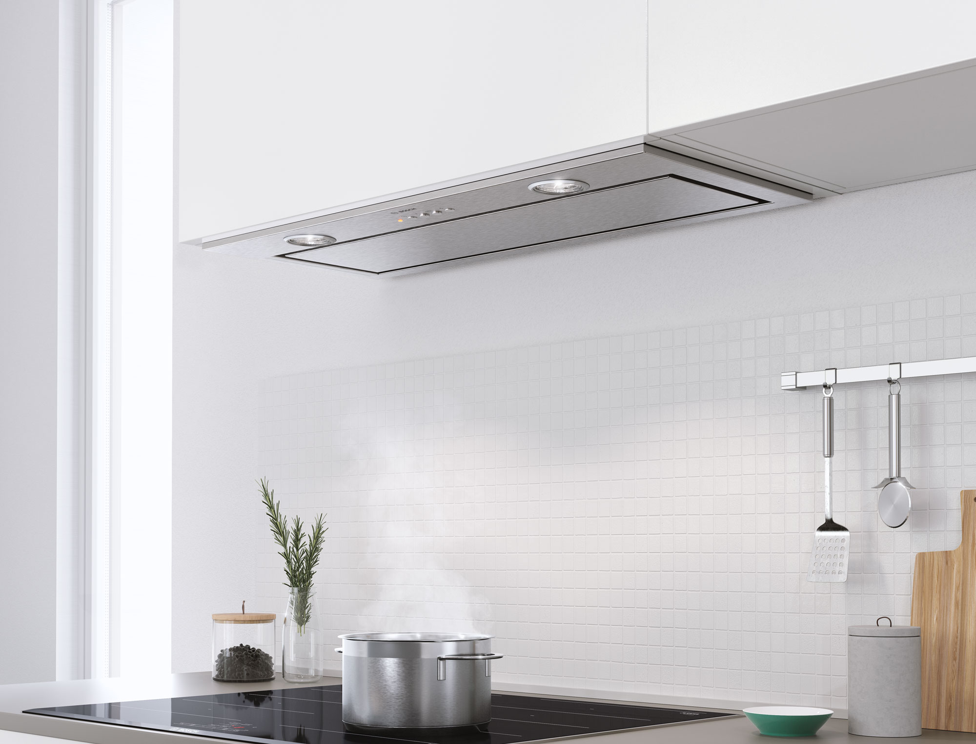 CGI - Bosch - Home Appliances - Cooker Hood
