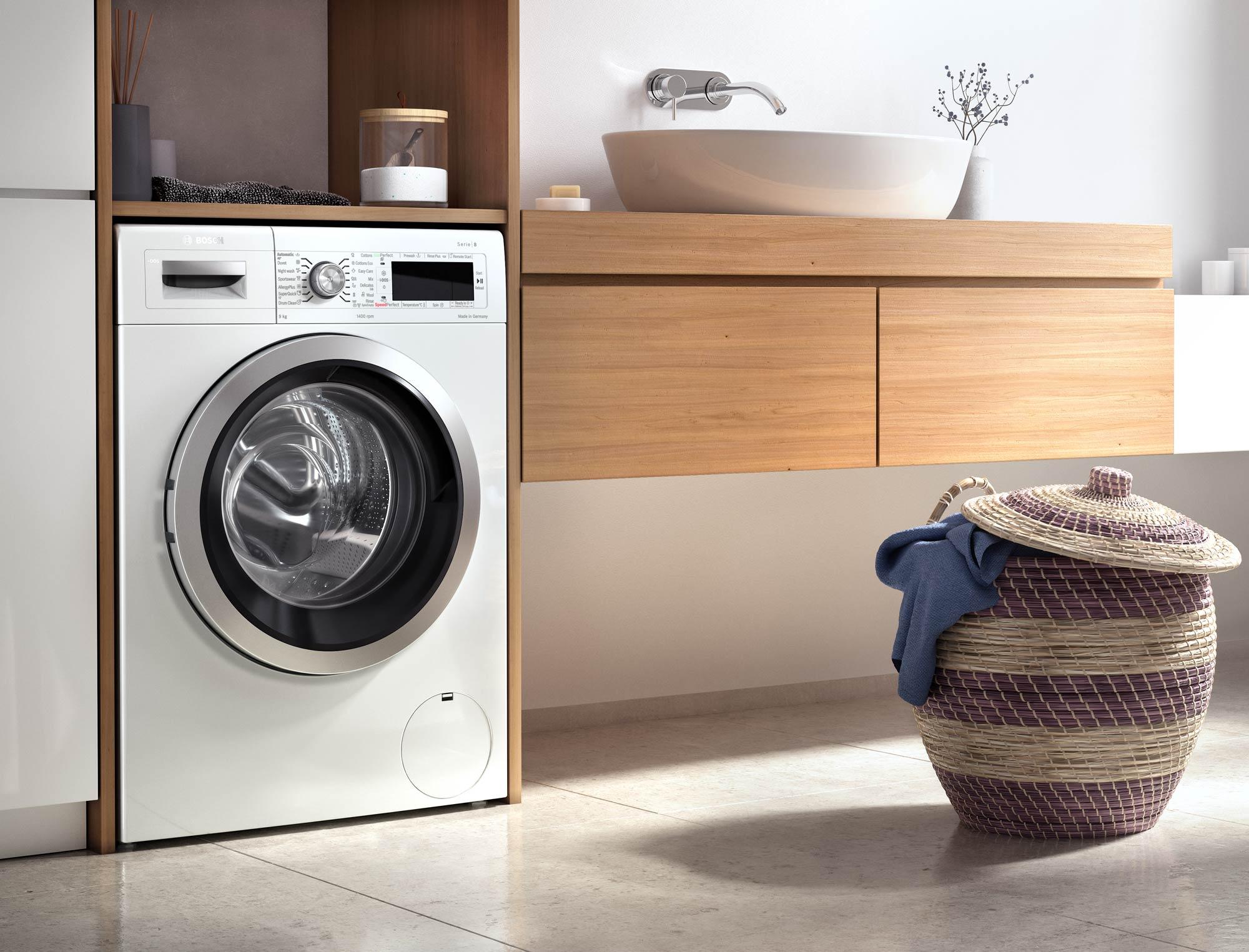 CGI - Bosch - Home Appliances - Washer