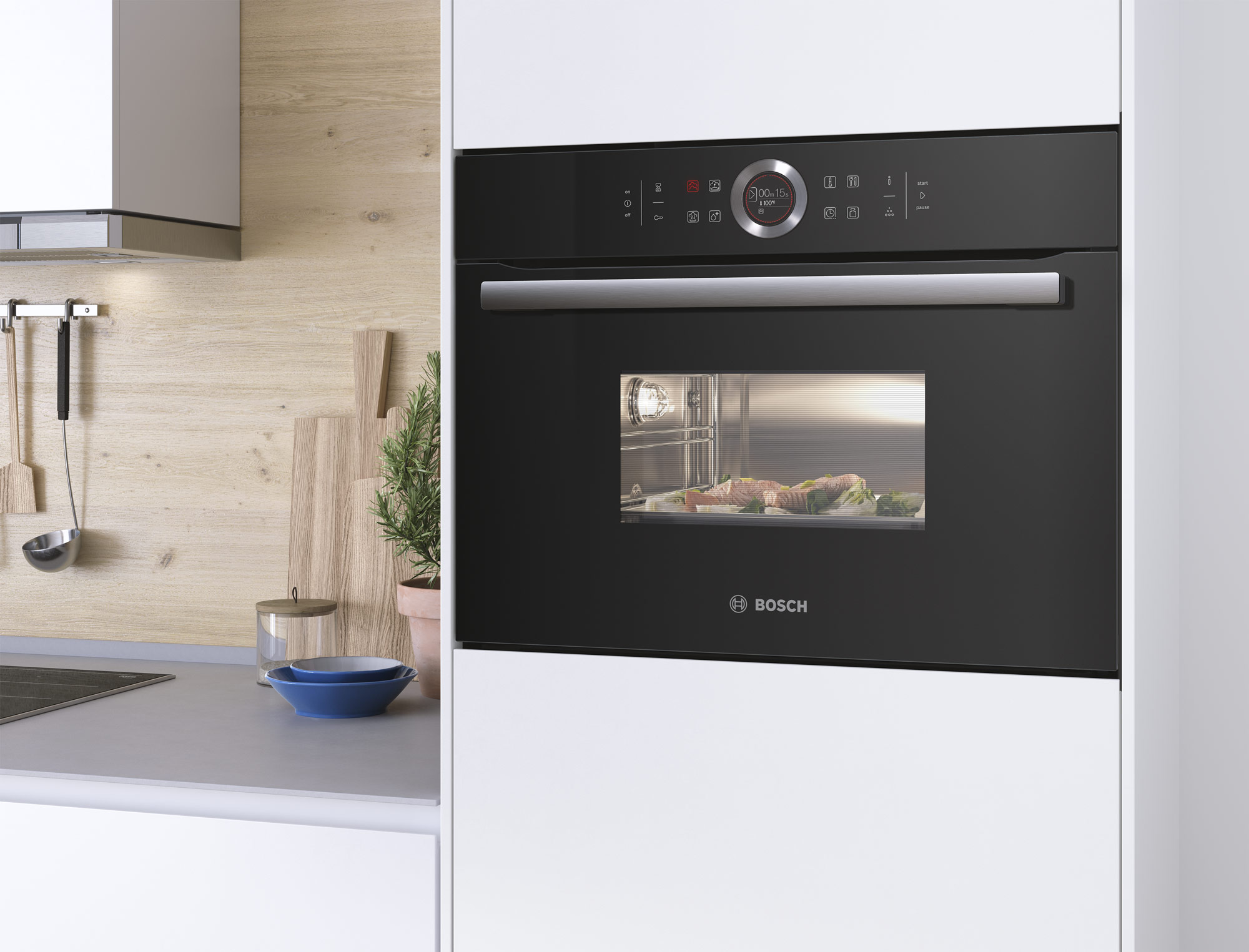CGI - Bosch - Home Appliances - Steamer