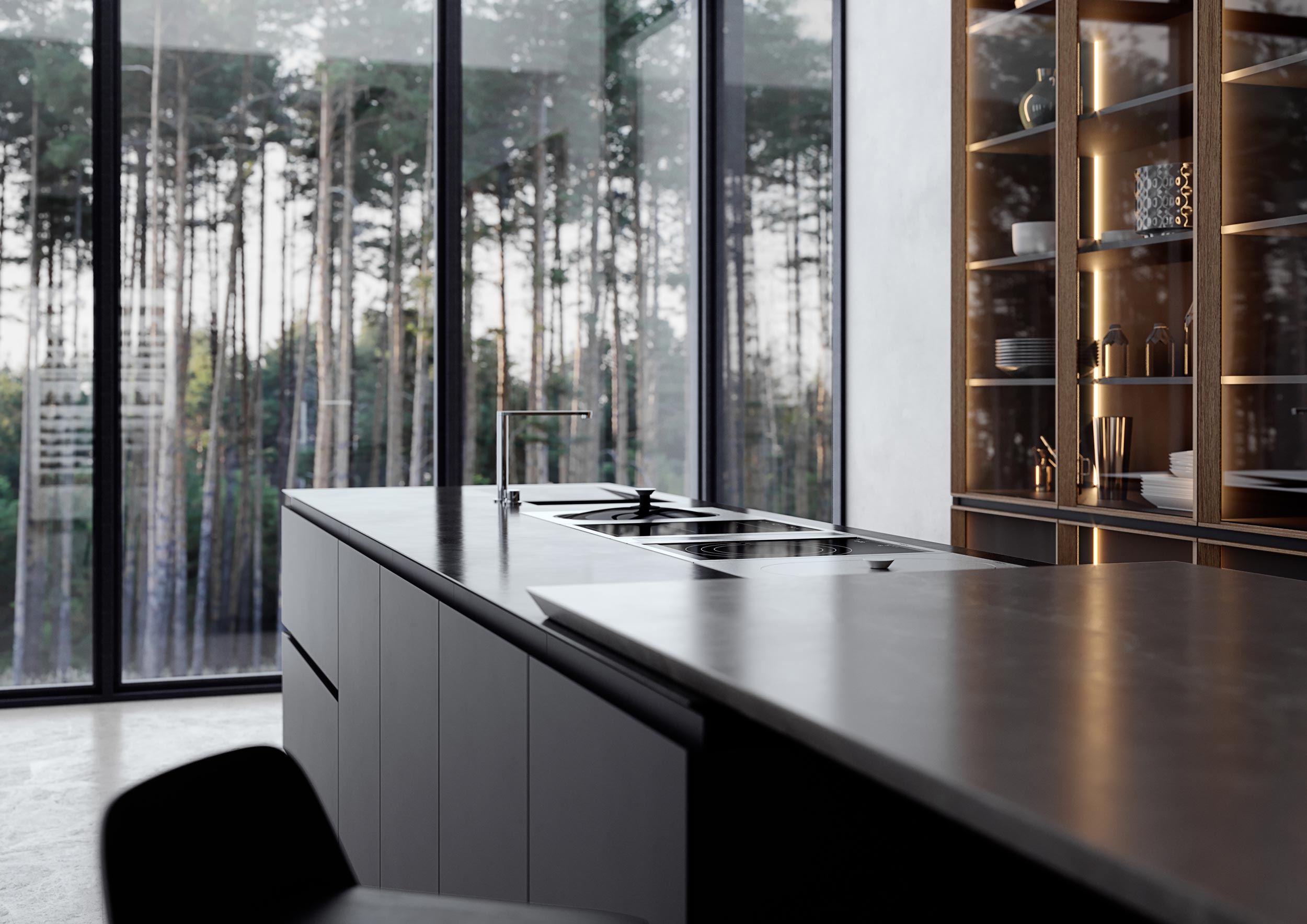 Full CG - Home Appliances - Showroom Forrest - Hobs