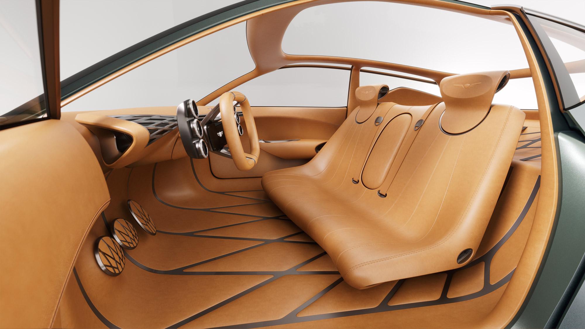 3D - Mint concept - Interior - Interior Side