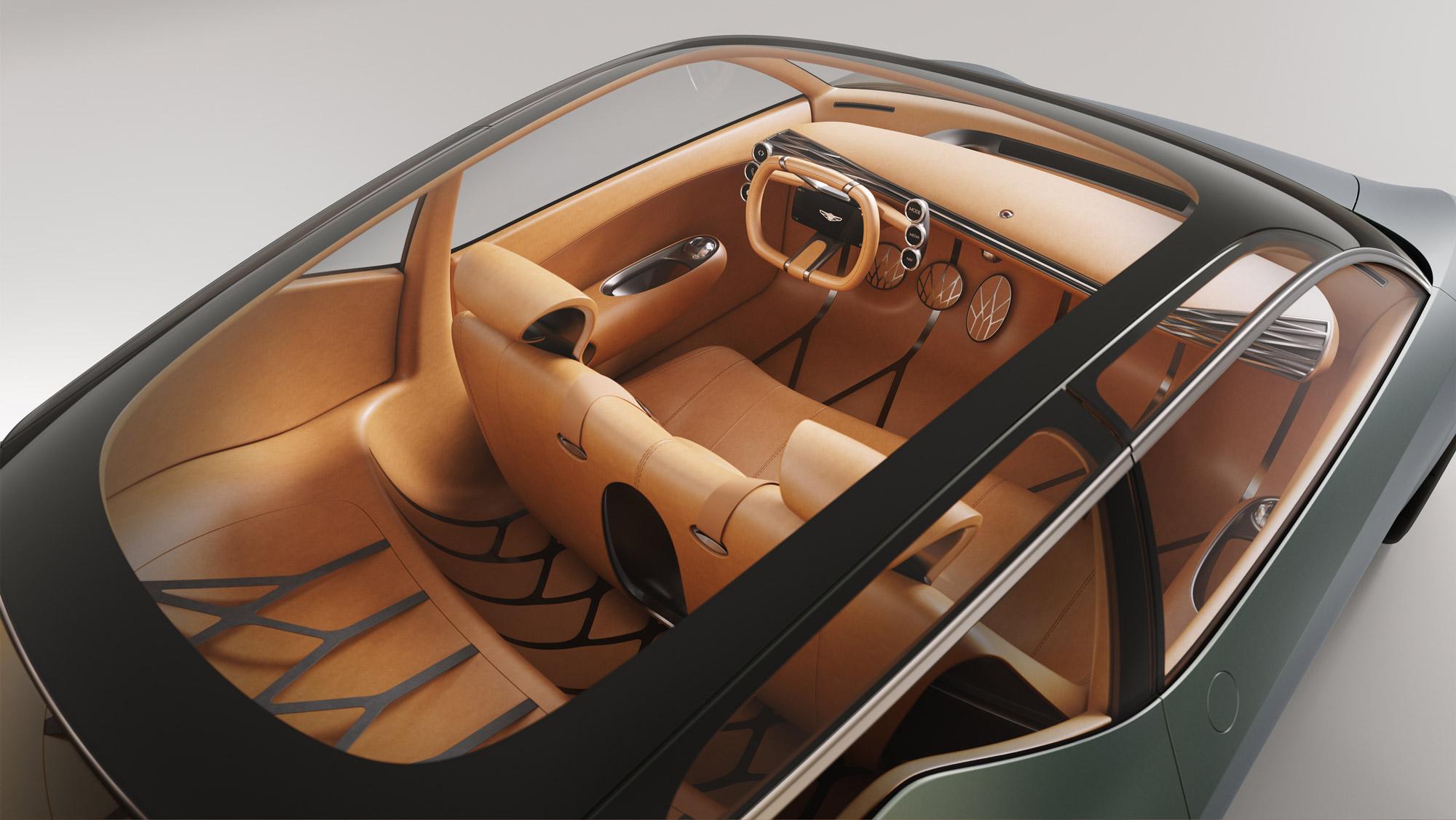 3D - Mint concept - Interior - Top
