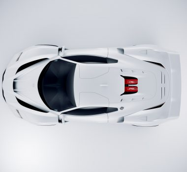 Studio Shot - Concept Car by Samir - Top view